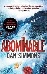 The Abominable, Simmons, Dan, New