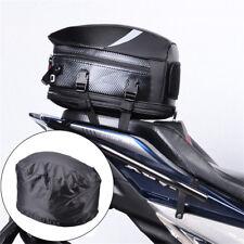 Motorrad Tasche abnehmbar Hecktasche Helmtasche Top Box Case 16-21L Wasserdicht