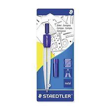 STAEDTLER 550 50 BK SCUOLA Bussola con scatola di piombo in confezione blister