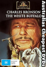 The White Buffalo DVD NEW, FREE POSTAGE WITHIN AUSTRALIA REGION ALL