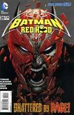 Batman and Robin (2011 series) #20 in Near Mint + condition. DC comics [*81]