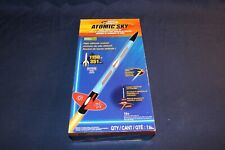 NEW SEALED Estes Atomic Sky Model Rocket 1390. COMPLETE FREE SHIPPING!!