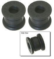 SET OF 2 Mercedes W124 R129 300E 300CE OEM Sway Bar Bushing Front #124 323 49 85