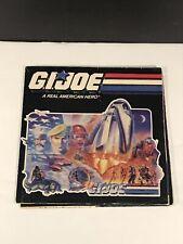GI JOE Cobra CATALOG BROCHURE BOOKLET Pamphlet Literature 1987