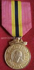 DEC3441 - MEDAILLE DE LEOPOLD II BELGIQUE  - 44 ans de règne 1865-1909