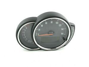 MINI Countryman F60 Instrument Cluster Speedometer Gauges RHD 8707226