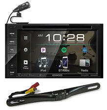 """Kenwood DDX26BT 6.2"""" Car DVD Monitor Bluetooth Receiver w/ USB+Backup Camera"""