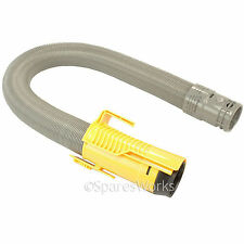 Yellow / Silver HOSE for DYSON DC07 Hoover Vacuum Cleaner Animal Origin 4m Grey