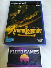 Jeu Dynasty Warriors 3 Xtreme Legends pour Sony PS2 en Boite - Floto Games