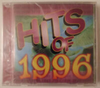 HITS OF 1996 CD NEW & SEALED