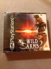 Wild Arms 2: Second Ignition (Sony PlayStation 1, 2000) Factory Sealed
