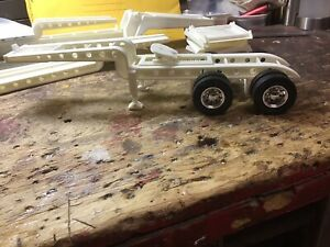 1/24-1/25 Scale Truck LOWBOY Trailer Tandem Jeep Dolly Kit