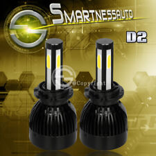 4-Side D1S D2S D3S D4S D1R D2R D3R Car LED Headlight Kit Auto Driving Beam Bulbs