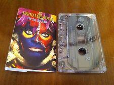 David Lee Roth Eat Em And Smile Cassette Tape Steve Vai Van Halen Billy Sheehan