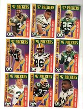 Packers team  Polie cards 20cards 1997