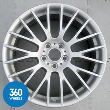 "1 x GENUINE BMW 5 6 SERIES 20"" 312 CROSS SPOKE REAR ALLOY WHEEL 36116792595"
