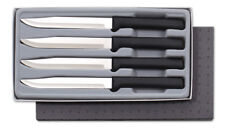 RADA CUTLERY G255 FOUR UTILITY STEAK KNIVES GIFT SET MADE IN USA