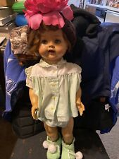 Ideal Doll 22 Inches Tall