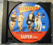 DVD - Heißer Sommer - Musikfilm Superillu - 15 Jahre Einheit - DEFA - Kult - DDR