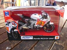 HONDA TEAM GRESINI RACING MOTORCYCLE, GP08, SHINYA NAKANO  N0.56, *BNIB*