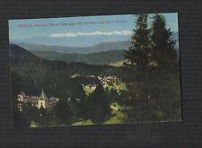 Sudtirol Karersee Oetztaler Ortler  vintage  postcard  f165
