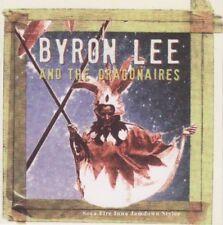 Byron Lee & The Dragonaires - Soca fire inna jamdown stylee - CD -