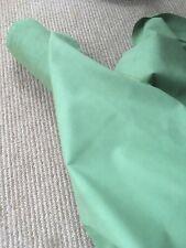 "Majilite Novasuede Fabric in Kelly Green. 52"". 3 Yard cut Light Weight"