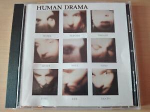 HUMAN DRAMA -  Hopes Prayers Dreams Heart Soul Mind Live Life Dead CD EP
