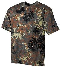 BW Army Tarn T-Shirt punkttarn, flecktarn S M L XL XXL