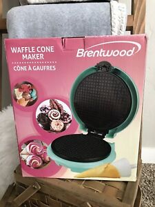 BRENTWOOD(R) APPLIANCES TS-1405BL Brentwood Appliances Waffle Cone Maker