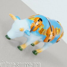 Cow parade céramique personnage a moozart moment objet 7344 Medium