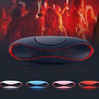 Bluetooth Wireless Lautsprecher Mini SUPER-BASS Portable für Smartphone Ta Heiß