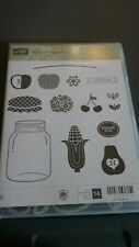 Stampin' Up! New Retired Perfectly Preserved Stamp Set