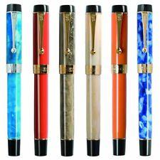 Jinhao 100 Centennial Resin Fountain Pen Smooth Fine Nib 0.5mm Writing Office #s