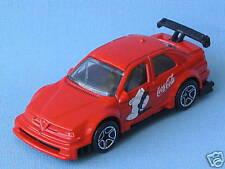 Matchbox Alfa Romeo 155 Red Body Coca-Cola