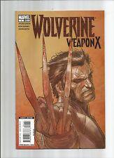 WOLVERINE WEAPON X #1 HIGH GRADE (9.2) MARVEL