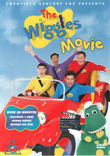 The Wiggles: Movie DVD NEW (Region 4 Australia)