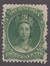 Canada - Nova Scotia 1860-63 #11  - Queen Victoria - MH VF