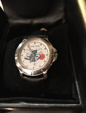 NIB RETRO NBA New Orleans Hornets Game Time Watch RARE FIND!!