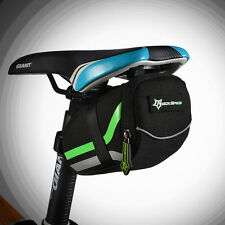 RockBros Bicycle Rear Seat Bag Pannier Bike Saddle Pouch Tail Storage