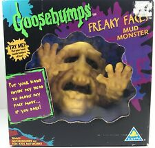 Goosebumps Freaky Faces - Mud Monster - 1996 Toymax - In Box