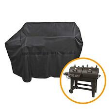 iCover 65 inch 600D waterproof Canvas Bbq Barbecue grill smoker cover G21609
