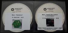 MUSE : Resistance + Neutron Star Collision  2 x CD RARE danish PROMO