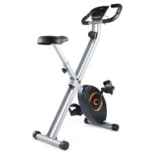 Bicycle Cycling Exercise Bike Folding Fitness Cardio Indoor Home Workout Gym Us