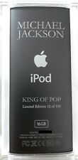 Michael Jackson 'King Of POP' promo limited  original rare Apple iPod Nano 16GB