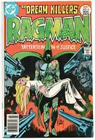 Ragman 4 DC 1977 FN VF Joe Kubert