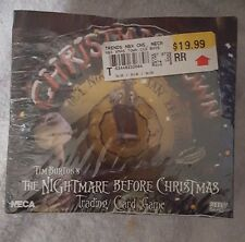 """Neca Nightmare Before Christmas """"Christmas Town""""  Booster Box Trading Card Game"""