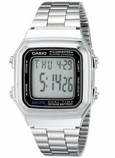 NEW! AUSSIE SELLER CASIO GENTS VINTAGE RETRO A178WA-1A A178WA A178 A158 A168