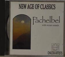 Pachelbel Canon in D Major with Ocean Sounds