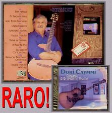 """DORI CAYMMI """" CINEMA A ROMANTIC VISION """" CD NUOVO 1999 RARO 633014401725"""